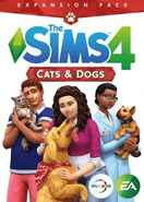 Sims 4 Cats and Dogs DLC Origin Key
