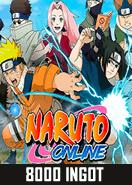 Naruto Online 8000 ingot