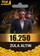 Zula 16.250 Altın