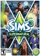 The Sims 3 Supernatural DLC Origin Key
