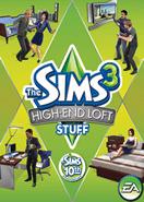 The Sims 3 High End Loft Stuff DLC Origin Key