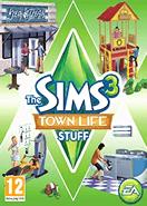 The Sims 3 Town Life Stuff DLC Origin Key
