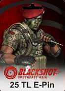 BlackShot SEA Papaya Play 25 TL Cash