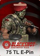 BlackShot SEA Papaya Play 75 TL Cash