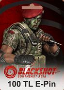 BlackShot SEA Papaya Play 100 TL Cash
