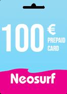 Neosurf Prepaid Card 100€