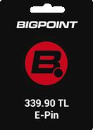 Dark Orbit 339,90 TL lik E-Pin