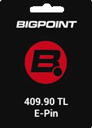 Dark Orbit 409,90 TL lik E-Pin