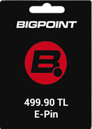 Dark Orbit 499,90 TL lik E-Pin