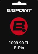Dark Orbit 1099,90 TL lik E-Pin
