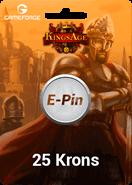 Kings Age 6 TL E-Pin
