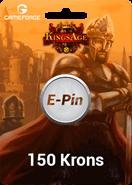 Kings Age 30 TL E-Pin