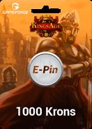 Kings Age 150 TL E-Pin