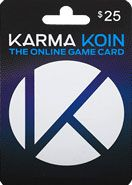 Karma Koin 25 USD