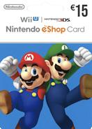 Nintendo eShop Gift Cards DE 15 Euro