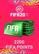 Fifa 20 Ultimate Team Fifa Points 2200 Origin Key