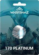Warframe 170 Platinum