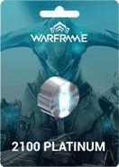 Warframe 2100 Platinum