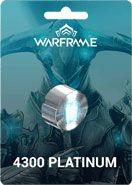 Warframe 4300 Platinum
