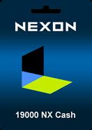 Nexon Cash 19000