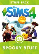 The Sims 4 Spooky Stuff Pack DLC Origin Key