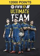 Fifa 17 Ultimate Team Fifa Points 12000 Origin Key