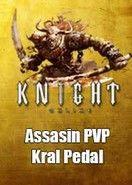 Assasin PVP Kral Pedal