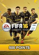 Fifa 16 Ultimate Team Fifa Points 500 Origin Key