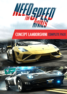 Need For Speed Rivals Concept Lamborghini Complete Pack DLC Origin Key