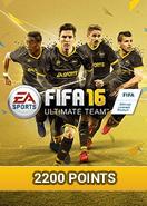 Fifa 16 Ultimate Team Fifa Points 2200 Origin Key