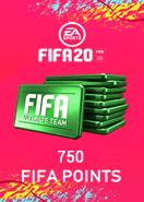 Fifa 20 Ultimate Team Fifa Points 750 Origin Key