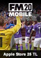 Apple Store 25 TL Bakiye Football Manager 2020 Mobile