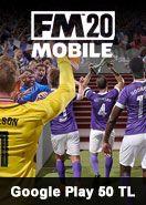 Google Play 50 TL Bakiye Football Manager 2020 Mobile