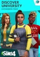 The Sims 4 Discover University PC Origin Key