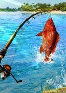 Apple Store 25 TL Fishing Clash Gerçekçi bir balık tutma oyunu 3d