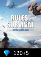 Rules of Survival 300+20 Diamonds