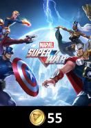 MARVEL Super War 55 Star Coin