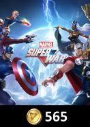 MARVEL Super War 565 Star Coin