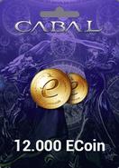 Cabal Online Eu 12.000 ECoin