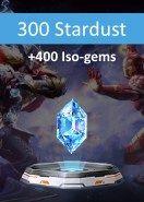 MARVEL Duel 300 Stardust +400 Iso-gems