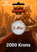 Kings Age 300 TL E-Pin