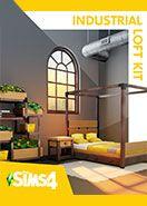 The Sims 4 Industrial Loft Kit Origin Key