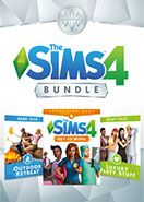 The Sims 4 Bundle Get to Work Outdoor Retreat Luxury Party Stuff Origin Key