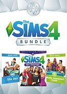 The Sims 4 Bundle Get Together Spa Day Movie Hangout Stuff Origin Key