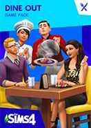 The Sims 4 Dine Out Origin Key