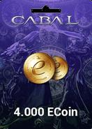 Cabal Online Eu 4.000 ECoin