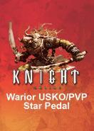 Warrior USKO/PVP Star Pedal